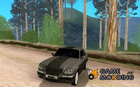 ГАЗ 31105 coupe for GTA San Andreas