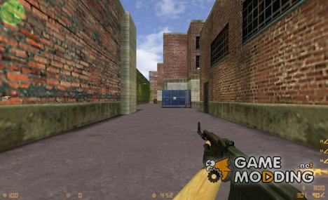 AK-47 Reanimation V2 для Counter-Strike 1.6