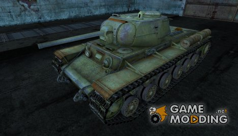 КВ-1С 01 Leonid для World of Tanks