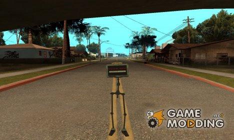 Ходячий компьютер для GTA San Andreas
