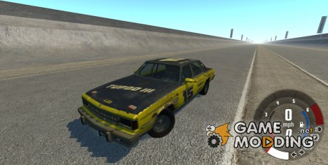 American Sedan v1 для BeamNG.Drive