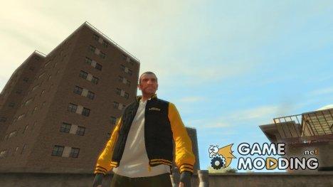 Куртка LC Rampage для GTA 4