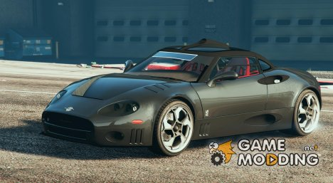 2010 Spyker C8 Laviolette LM85 for GTA 5
