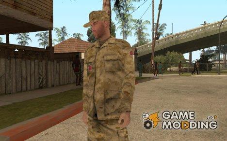Ополченец Новороссии для GTA San Andreas