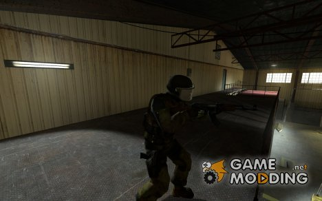Sambo's Camo Gign для Counter-Strike Source