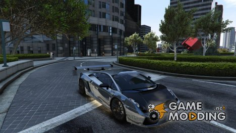 2007 Lamborghini Gallardo Superleggera for GTA 5