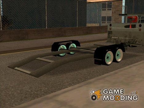 Лафет for GTA San Andreas