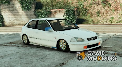 Honda Civic EK9 BETA for GTA 5