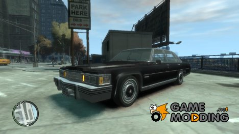 1978 Cadillac Fleetwood Brougham для GTA 4