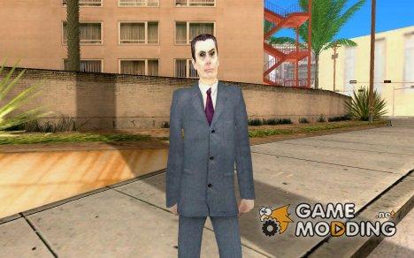 Джи-мэн из Half-Life 2 for GTA San Andreas