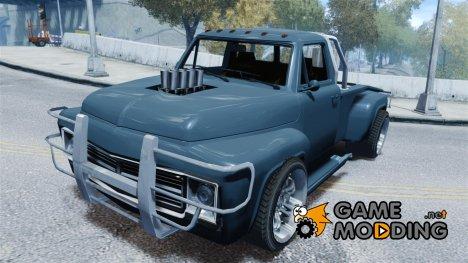 Towcar Pickup Truck для GTA 4