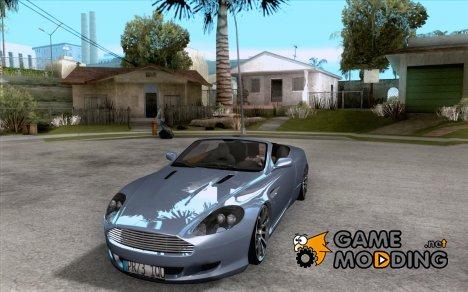Aston Martin DB9 Volante 2006 for GTA San Andreas