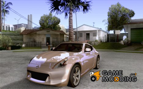 Nissan 370Z 2010 for GTA San Andreas