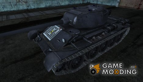 T-44 Dark_Dmitriy for World of Tanks
