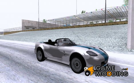 Banshee GTA IV для GTA San Andreas