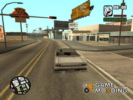 Минимальные настройки (gta_sa.set) для GTA San Andreas