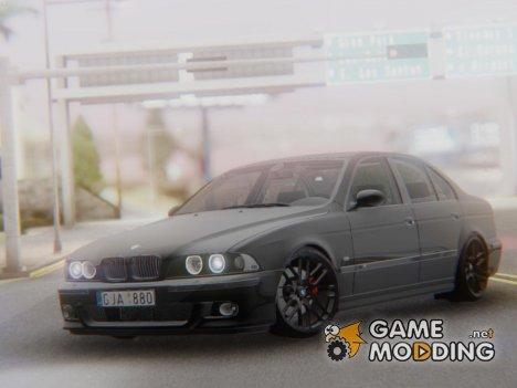 BMW E39 M5 for GTA San Andreas
