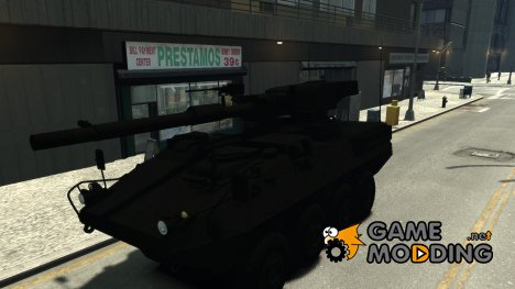 Stryker M1128 Mobile Gun System v1.0 for GTA 4