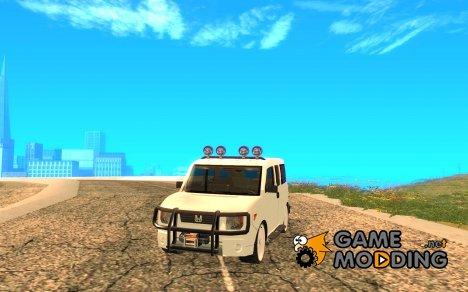 Honda Element for GTA San Andreas