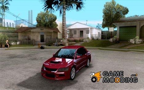 Mitsubishi Lancer Evolution IX MR для GTA San Andreas
