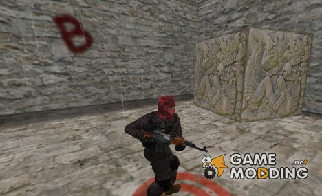 COD4 -Style- Guerilla for Counter-Strike 1.6