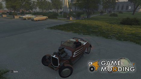 Waybar Hot Rod для Mafia II
