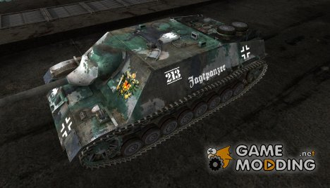 JagdPzIV 13 для World of Tanks