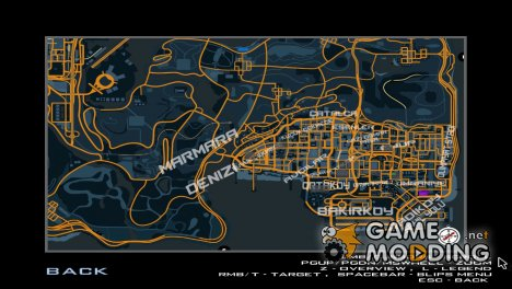 Istanbul Map Mod for GTA San Andreas