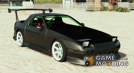 Mazda RX7 FC3S для GTA 5