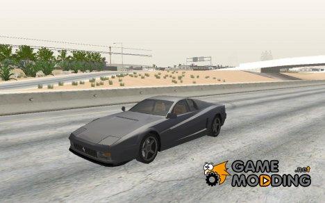 Ferrari Testarossa for GTA San Andreas