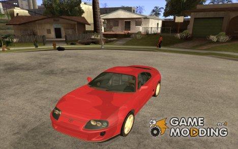 Toyota Supra Tuneable для GTA San Andreas