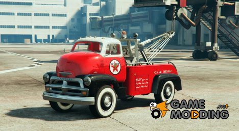 1954 Chevrolet Towtruck для GTA 5