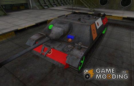 Качественный скин для JagdPz IV для World of Tanks