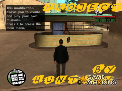 Хаос в жизни Марка Морелло for GTA San Andreas