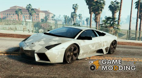 Lamborghini Reventón 2.0 for GTA 5