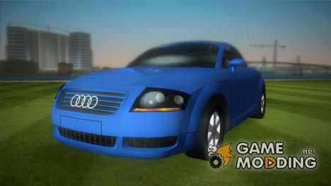 Audi TT для GTA Vice City