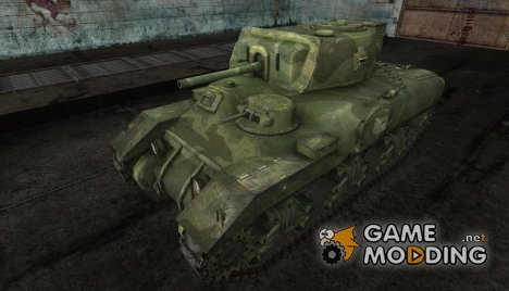 Ram II от Rudy102 1 for World of Tanks
