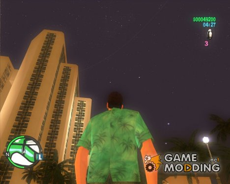 Sky Full Of Stars для GTA Vice City