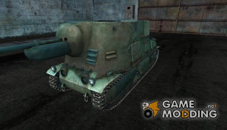 Шкурка для S-35 CA for World of Tanks