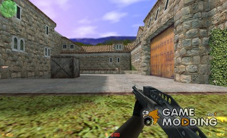 SPAS 12 on ManTuna's anims for Counter-Strike 1.6