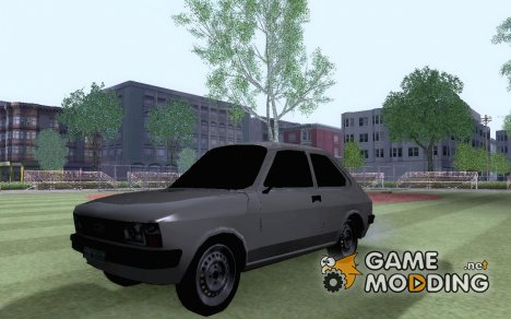 Fiat 147 GLS '80 v1.2 for GTA San Andreas
