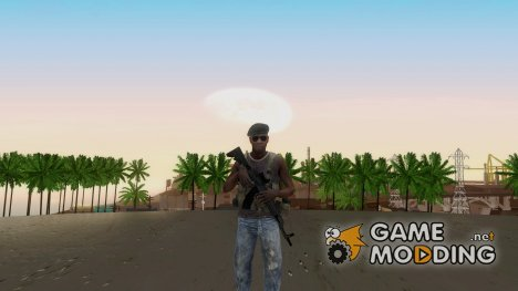 CoD MW3 Africa Militia v1 for GTA San Andreas
