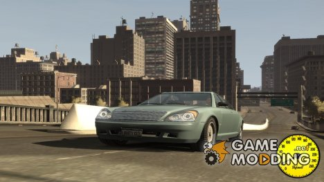 Спидометр IV (Скин 5) for GTA 4