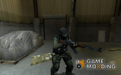 mcbutterpants'_ct for Counter-Strike Source