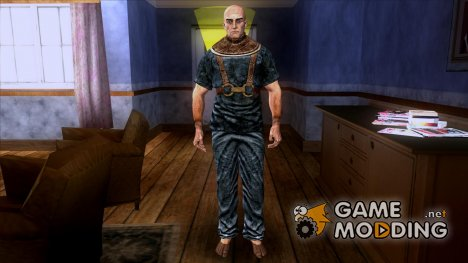 Outlast Skin 3 for GTA San Andreas