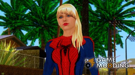 Spider-Girl for GTA San Andreas
