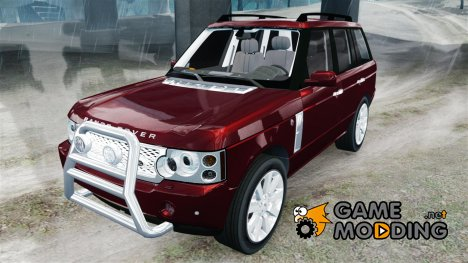 Range Rover Supercharged 2008 for GTA 4