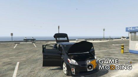 Toyota Prius for GTA 5