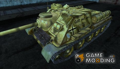СУ-100  Name1ess для World of Tanks