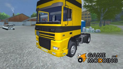 DAF XF 105 для Farming Simulator 2013